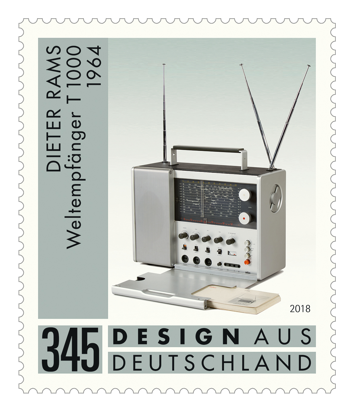 Bundesfinanzministerium Serie Design Aus Deutschland Dieter Rams